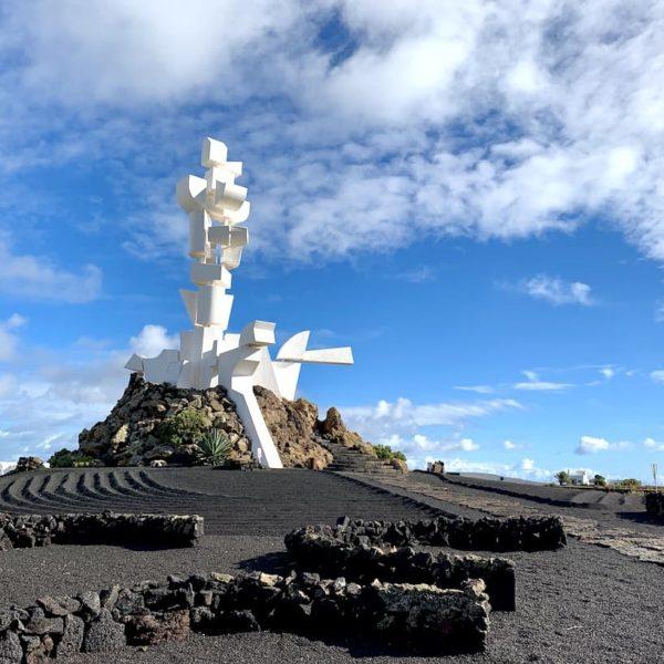 Fruchtbarkeits-Denkmal Lanzarote