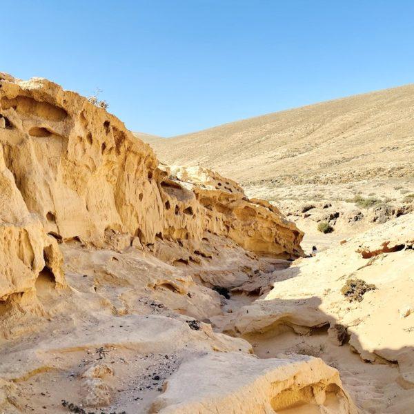 Fuerteventura Barranco de los Enamorados
