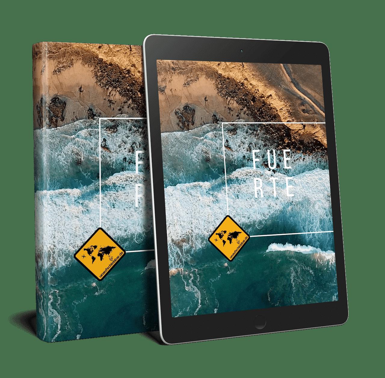 Fuerteventura Bildband E-Book