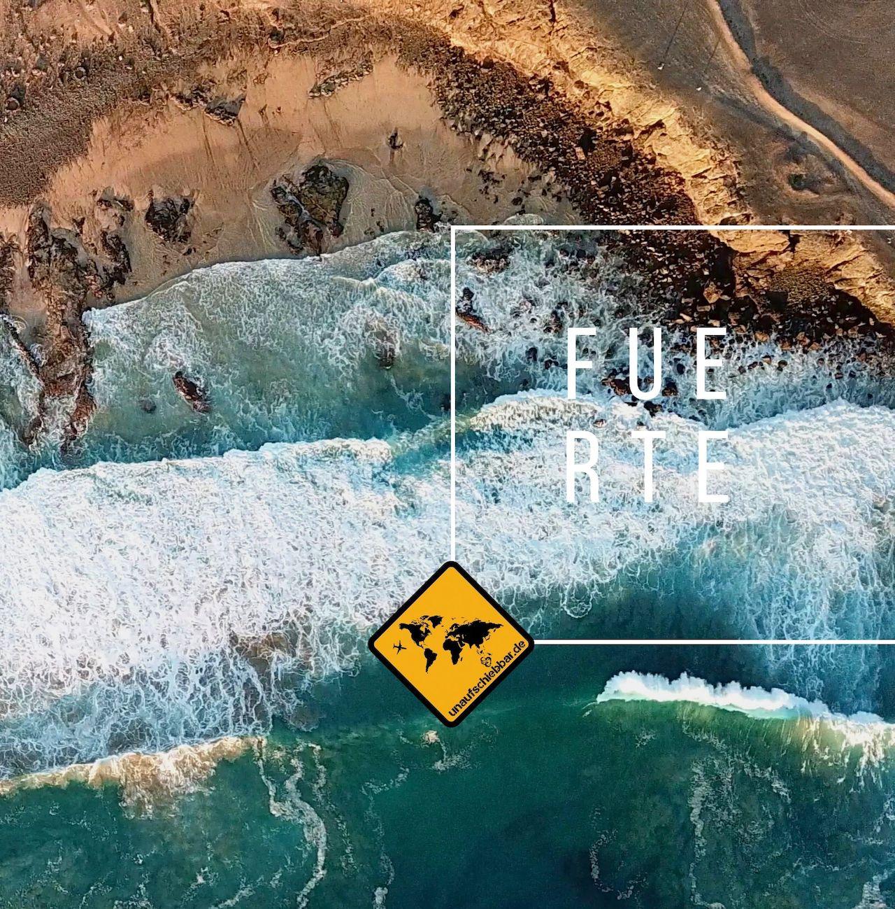 Fuerteventura Bildband FUERTE Cover 2