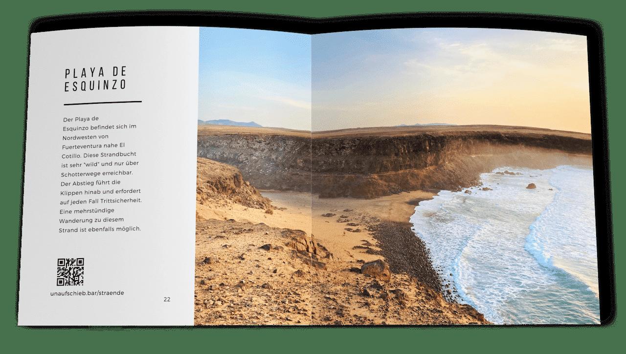 Fuerteventura Bildband Playa Equinzo