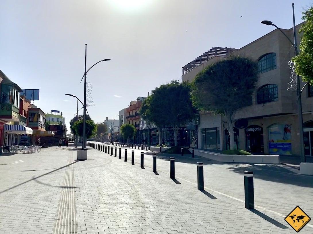 Fuerteventura Corralejo Altstadt