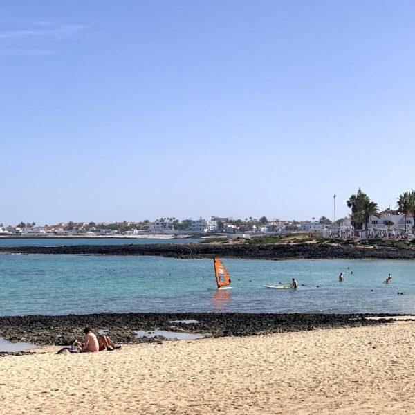 Fuerteventura Corralejo Windsurfen
