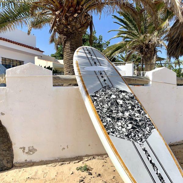 Fuerteventura Corralejo surfen