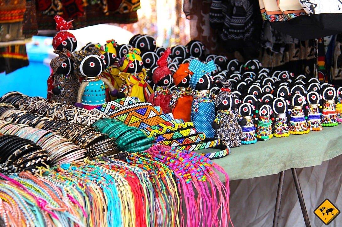 Fuerteventura Costa Calma afrikanischer Markt