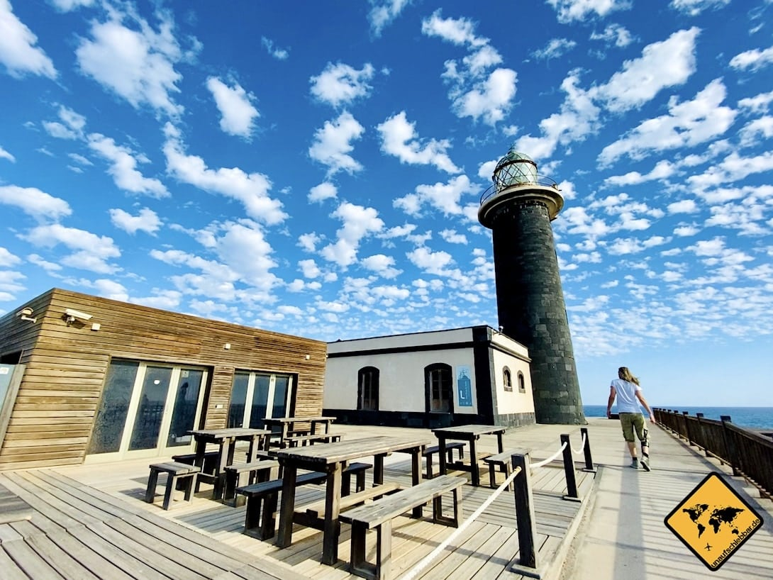 Fuerteventura Faro de Punta Jandía