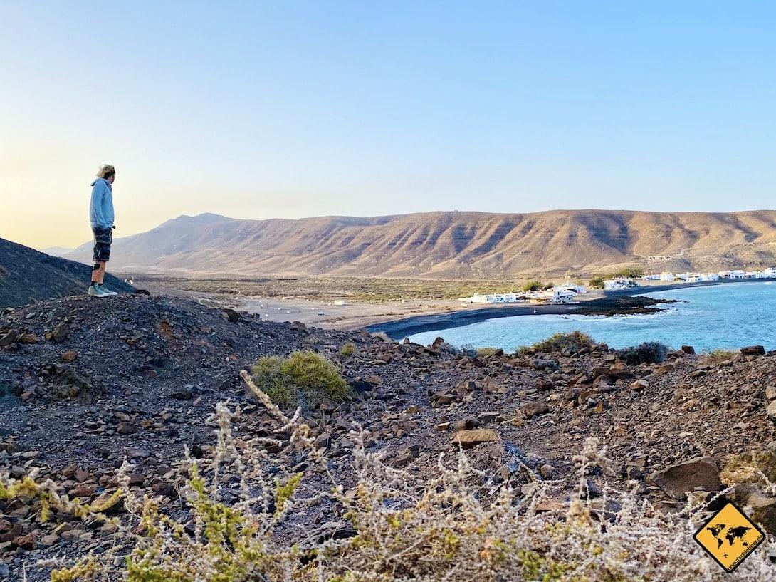 Fuerteventura Geheimtipps Ausblick Pozo Negro