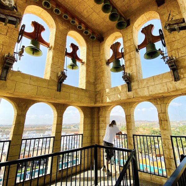 Fuerteventura Geheimtipps Glockenturm Corralejo
