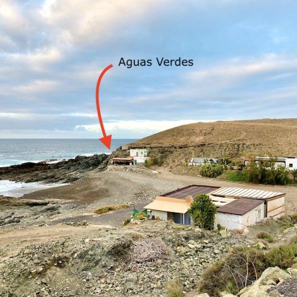 Fuerteventura Geheimtipps Playa del Valle