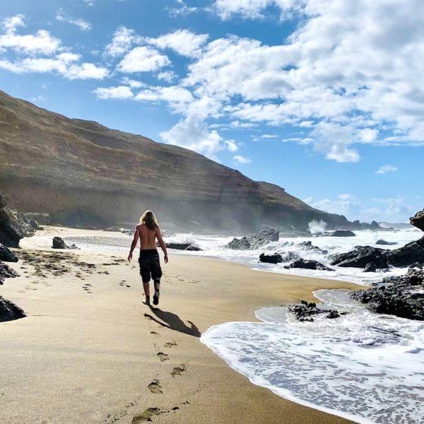 Fuerteventura Geheimtipps Strand la Solapa