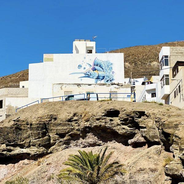 Fuerteventura Geheimtipps Streetart Gran Tarajal