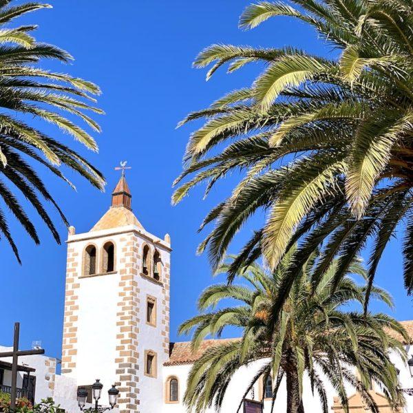 Fuerteventura Iglesia de Santa María Betancuria