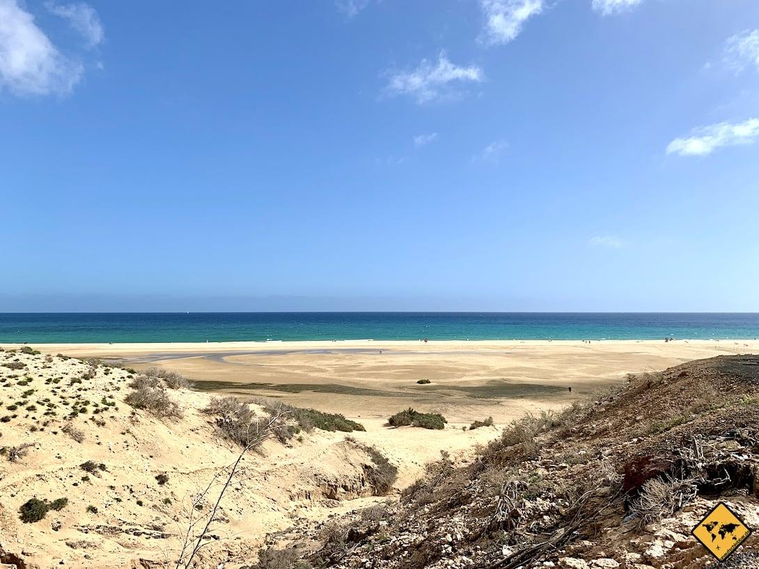 Fuerteventura Jandía Sandstrand
