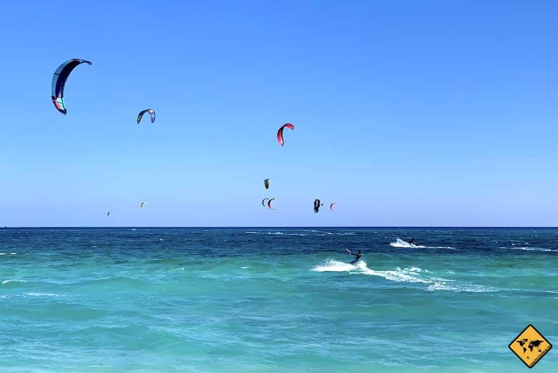 Fuerteventura Kitesurfen Halbinsel Jandía