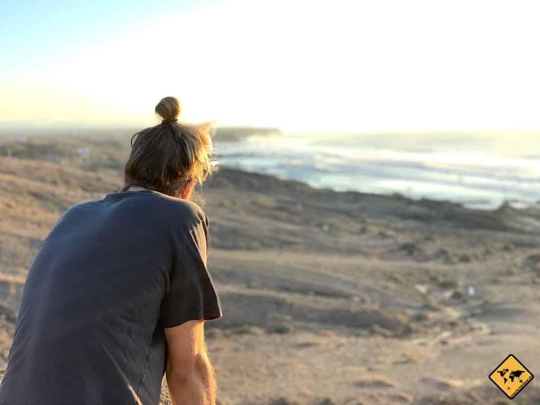 Fuerteventura Landschaft karg