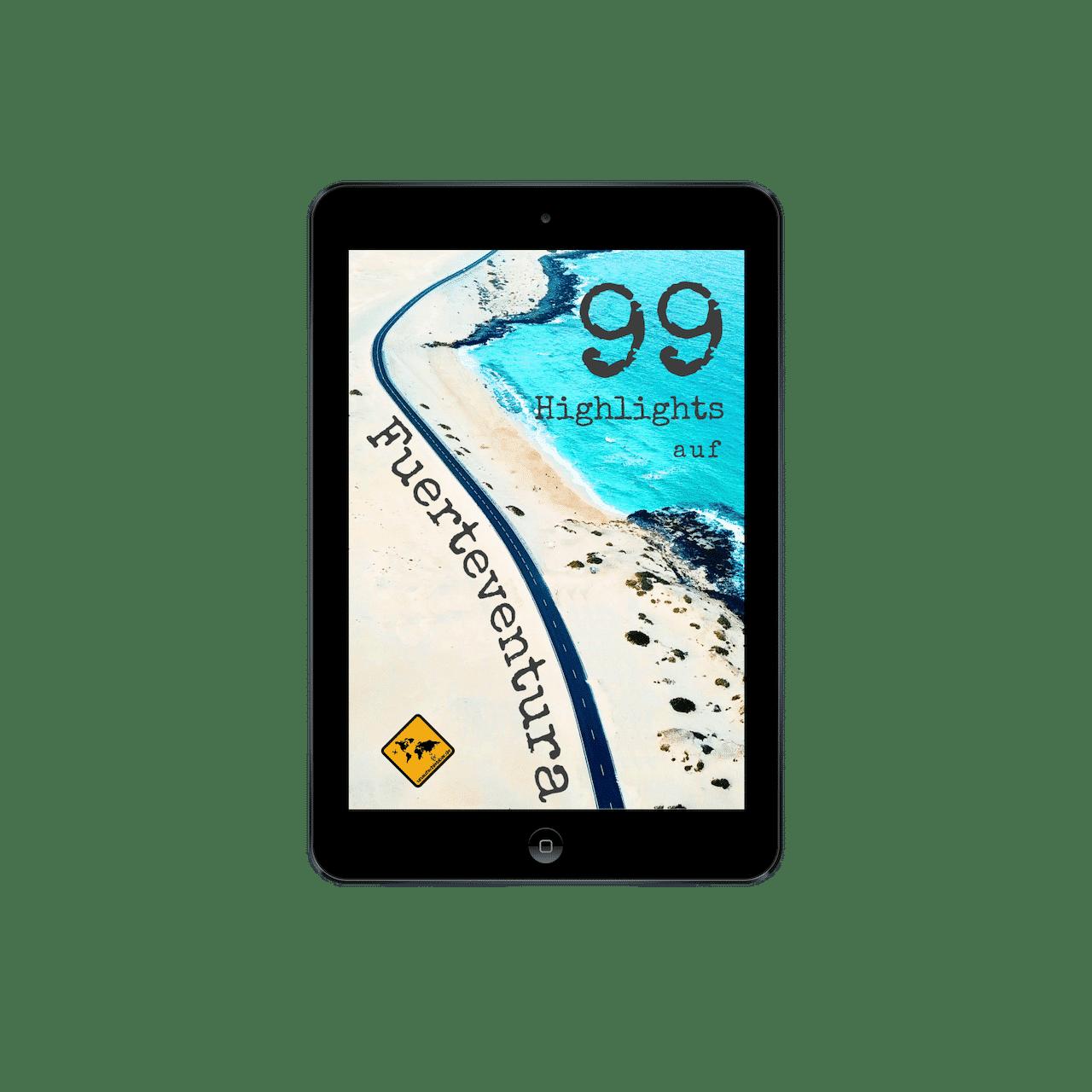 Fuerteventura Reiseführer Cover ipad