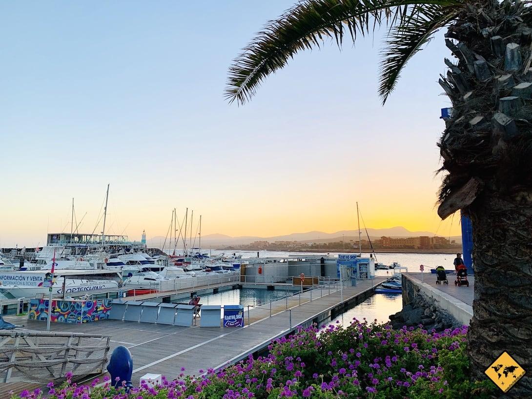 Fuerteventura Reiseziele Caleta de Fuste