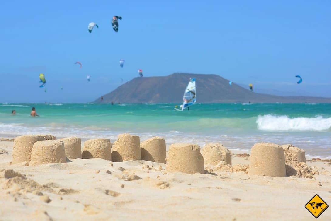 Fuerteventura Reiseziele mit Kindern