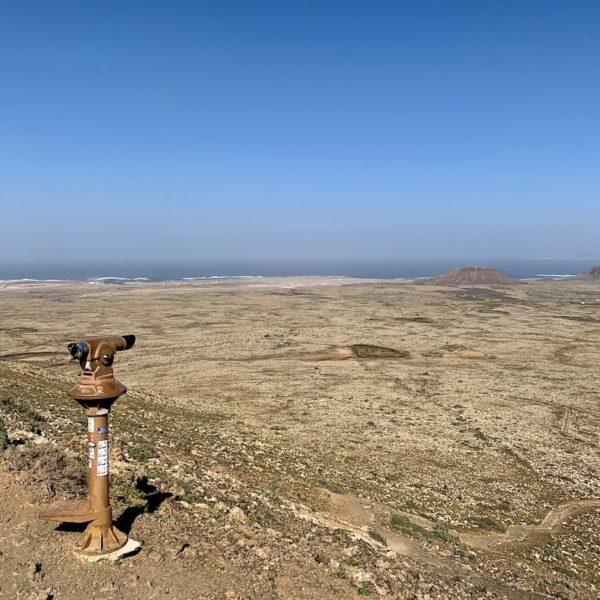 Fuerteventura Sehenswürdigkeiten Aussicht Calderón Hondo