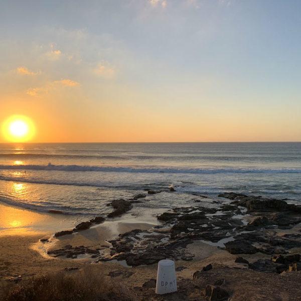 Fuerteventura Sehenswürdigkeiten Sonnenuntergang El Cotillo