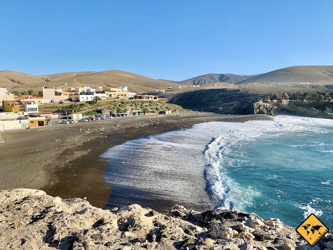 Fuerteventura Strände Playa de Ajuy