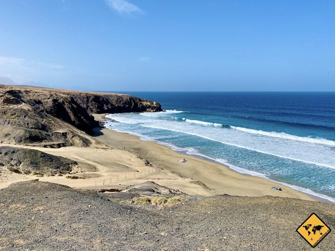 Fuerteventura Strände Playa del Viejo Rey La Pared
