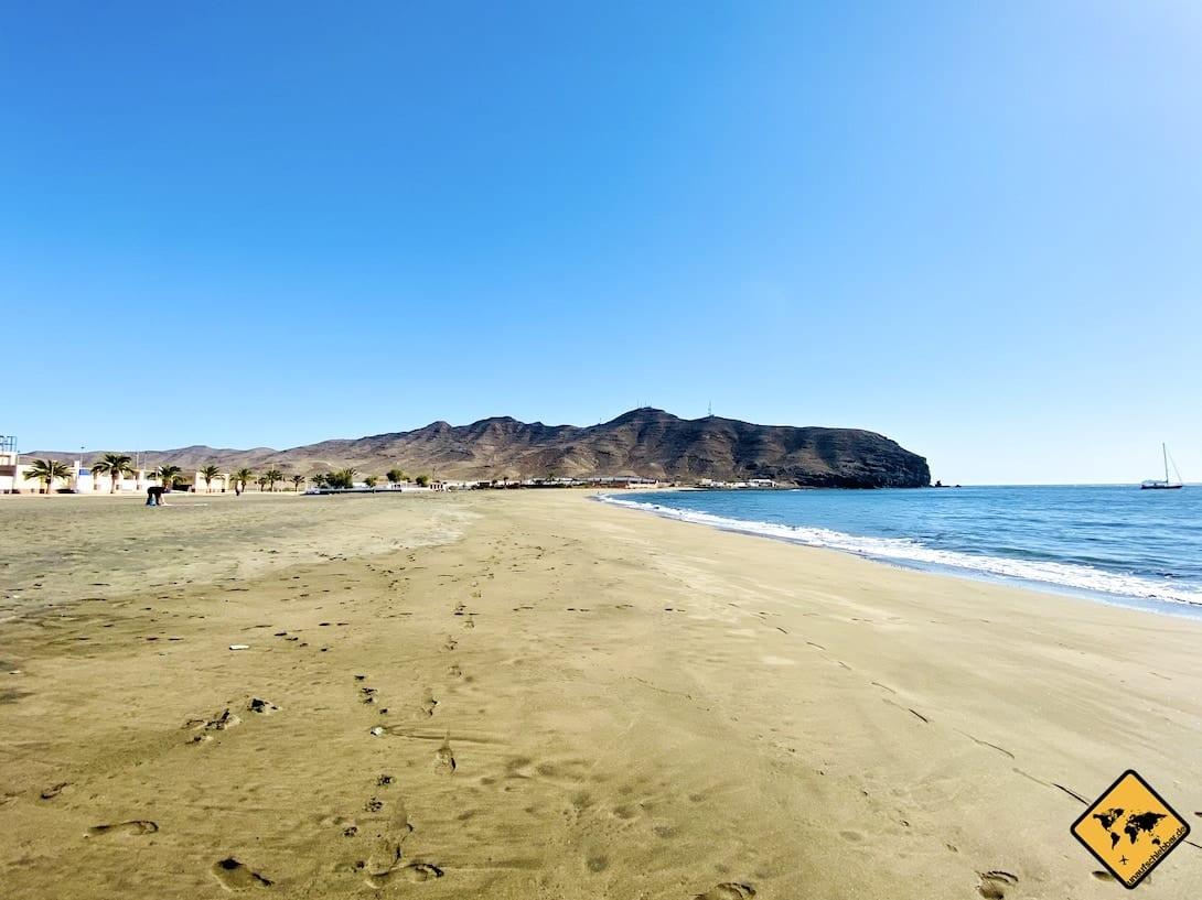 Fuerteventura Strand Gran Tarajal