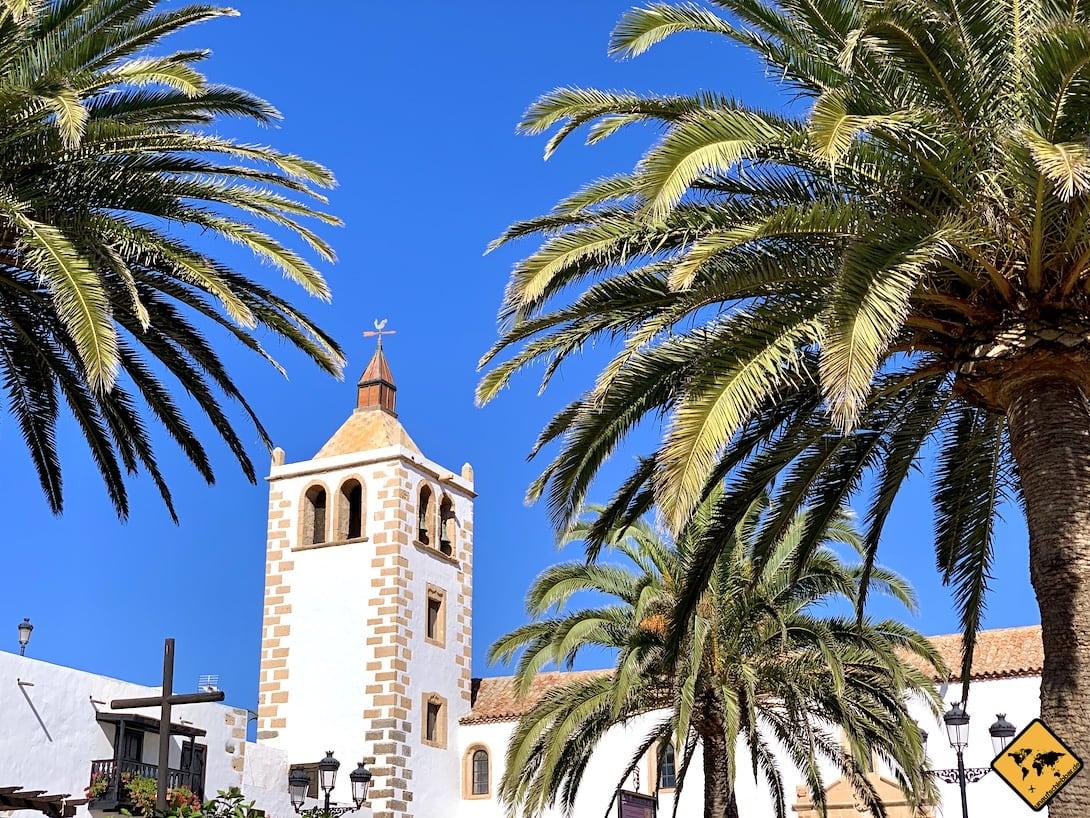 Fuerteventura ehemalige Hauptstadt Betancuria