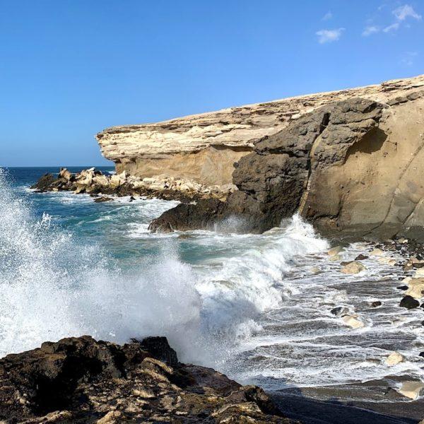 Fuerteventura sehenswerte Orte La Pared