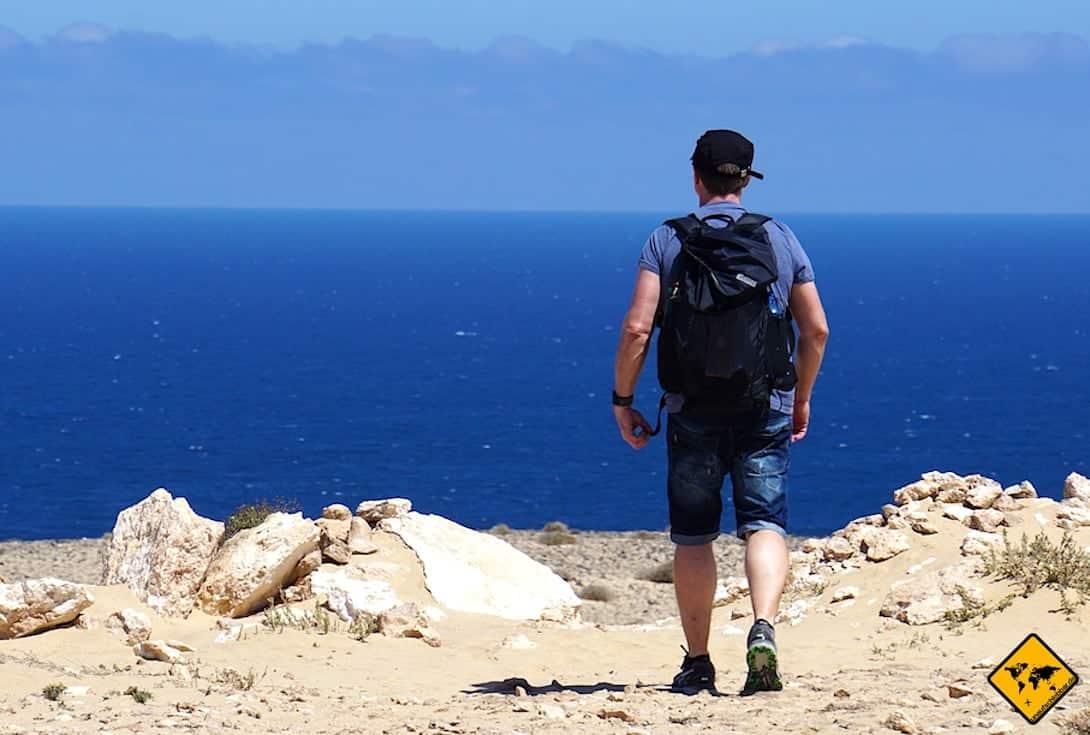 Fuerteventura wandern Pico de la Zarza