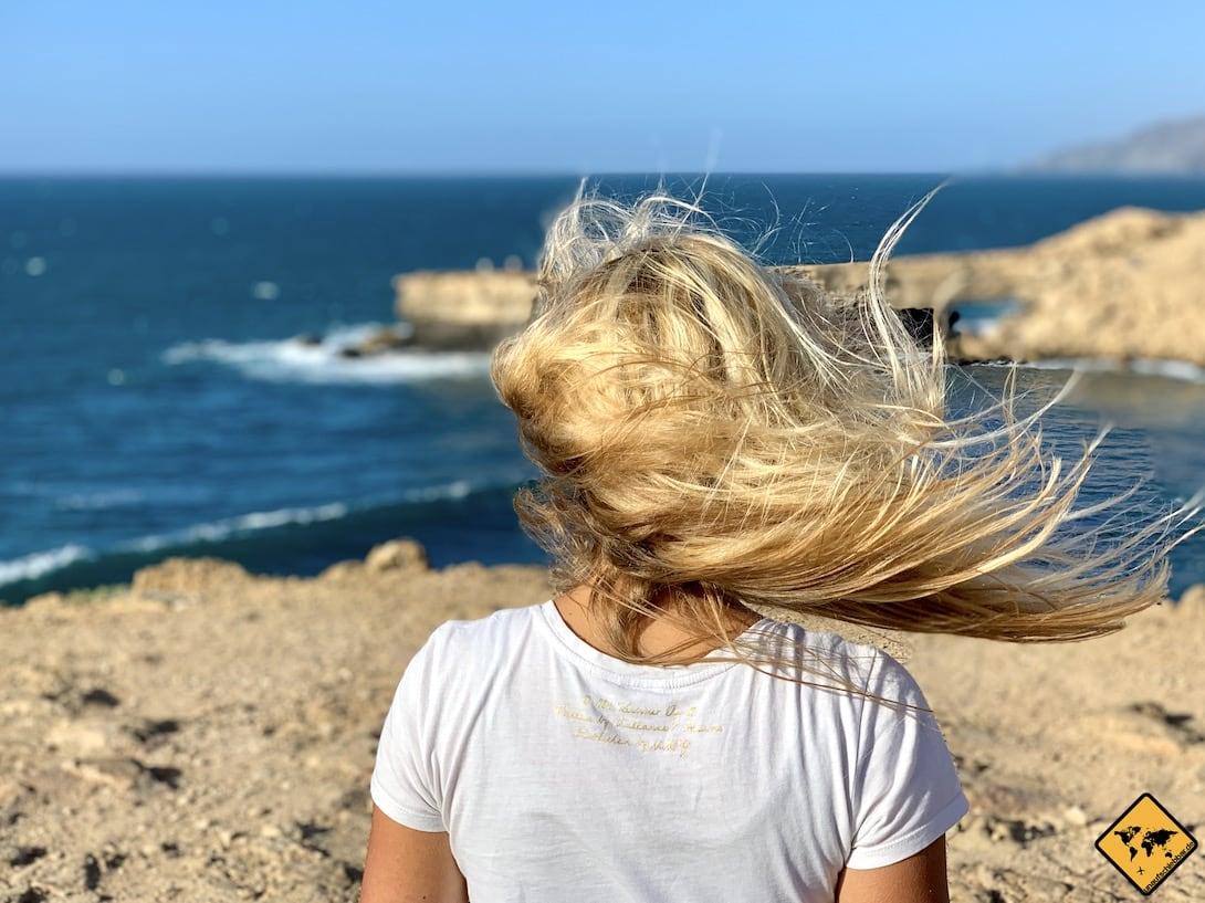 Fuerteventura windig