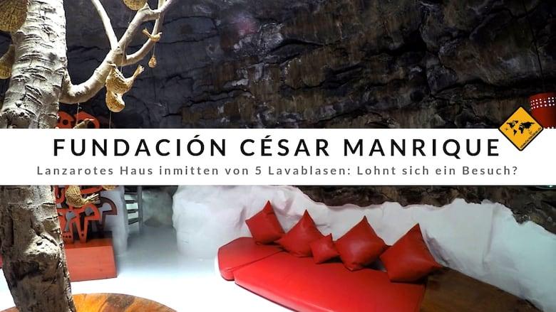 Fundación César Manrique Lanzarote