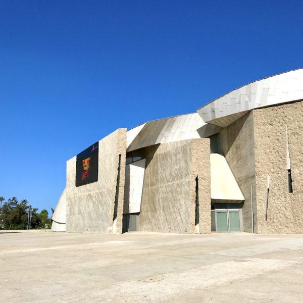 Gebäude Magma Teneriffa