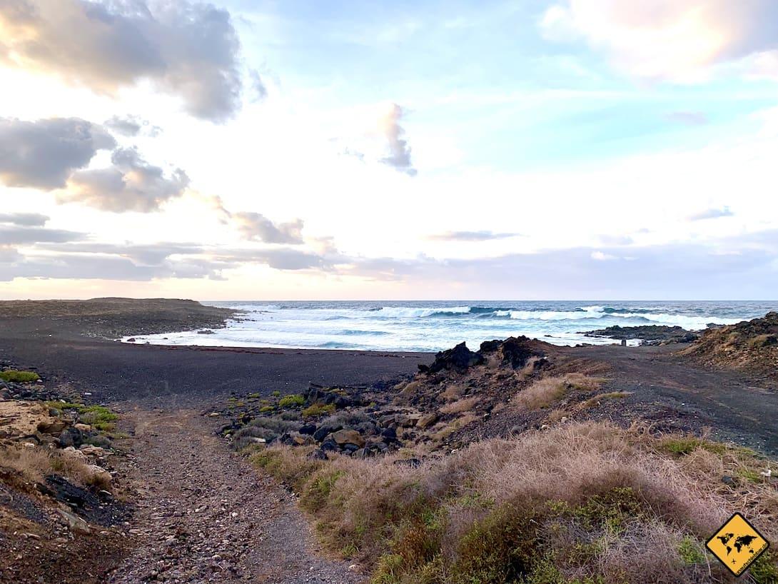 Geheimtipps auf Lanzarote La Santa Meer