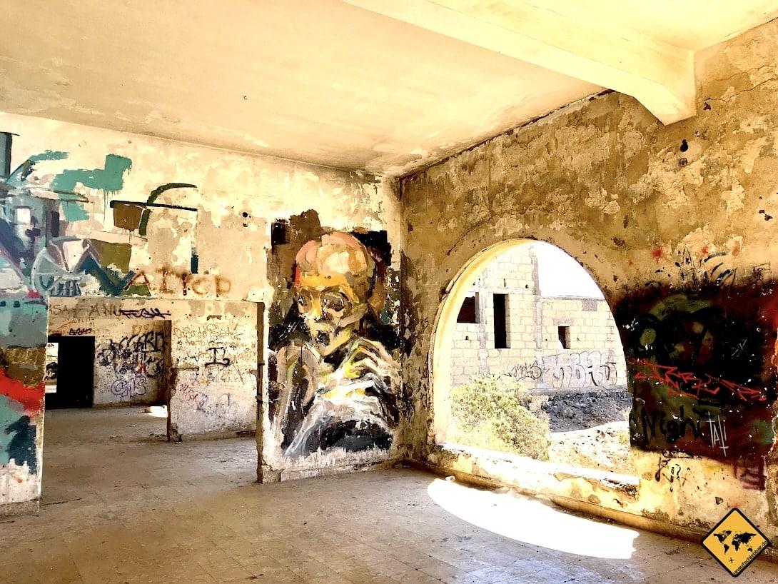 Geisterstadt Abades Geheimtipp auf Teneriffa