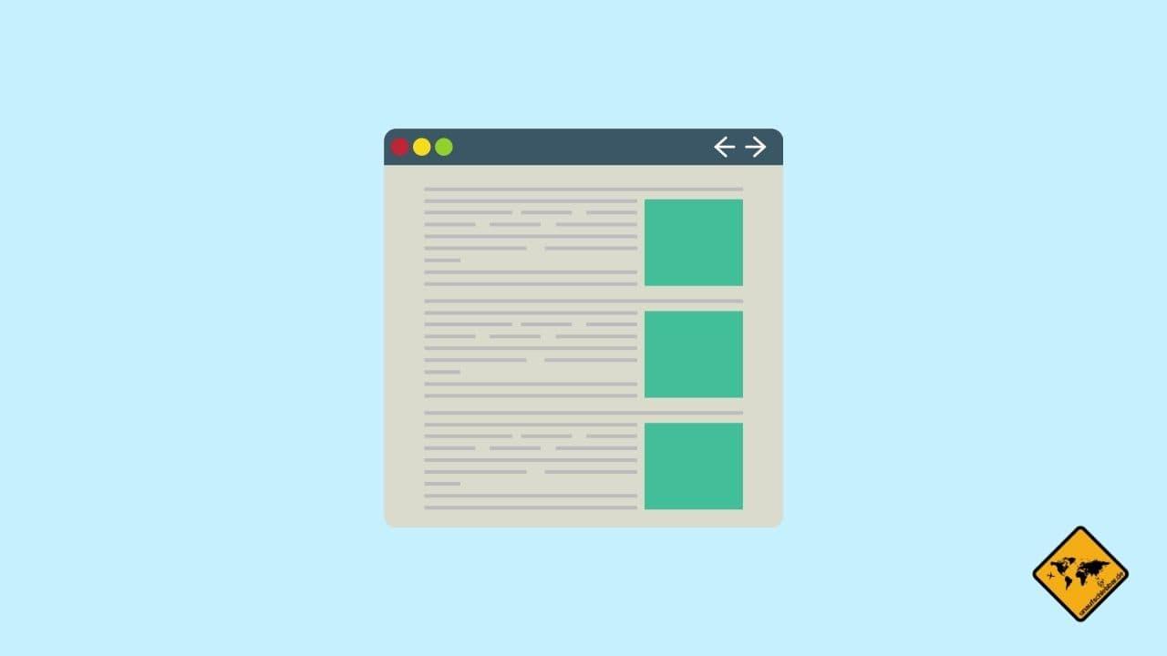 Geld verdienen als Produkttester Blog erstellen