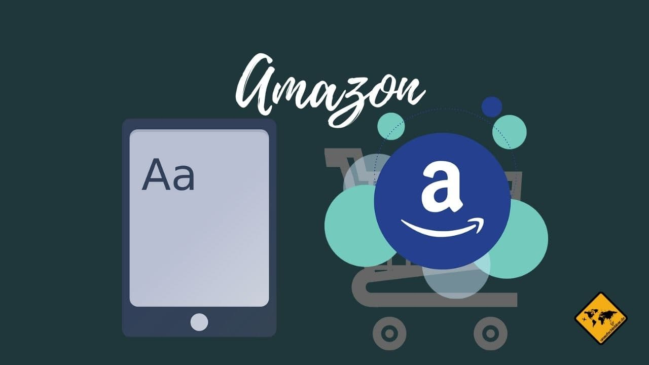 Geld verdienen mit Kindle eBooks bei Amazon