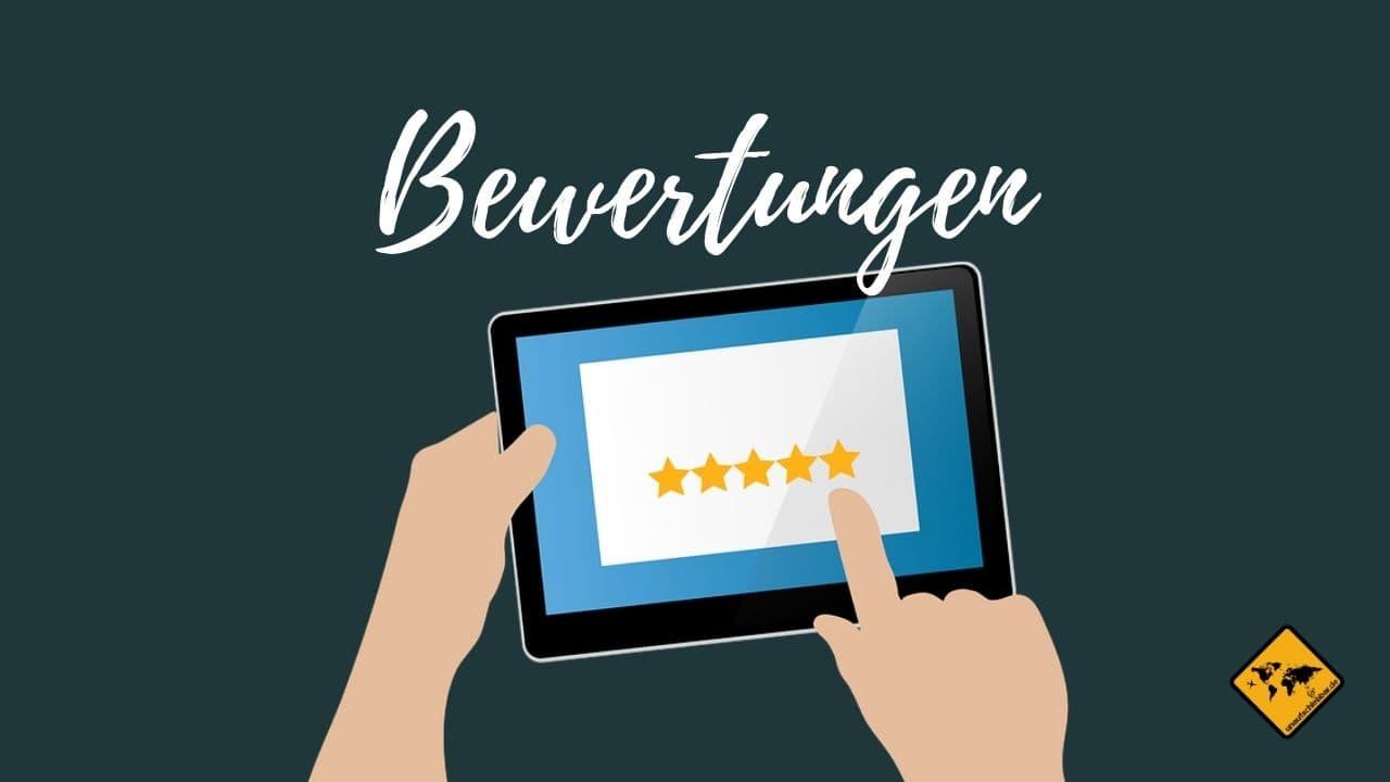 Geld verdienen mit eBooks Bewertungen