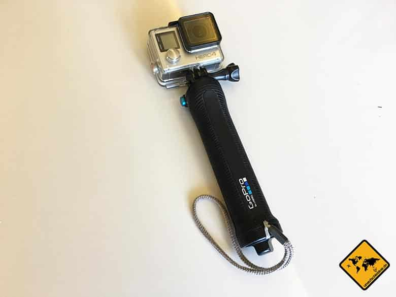 Geschenke für Reisende Reisegeschenke - GoPro HERO4 Black Adventure Actionkamera - Geschenkideen für Reisende