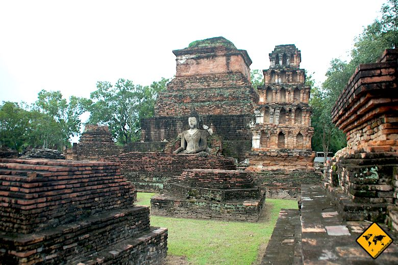 Geschichtspark Sukhothai Impressionen