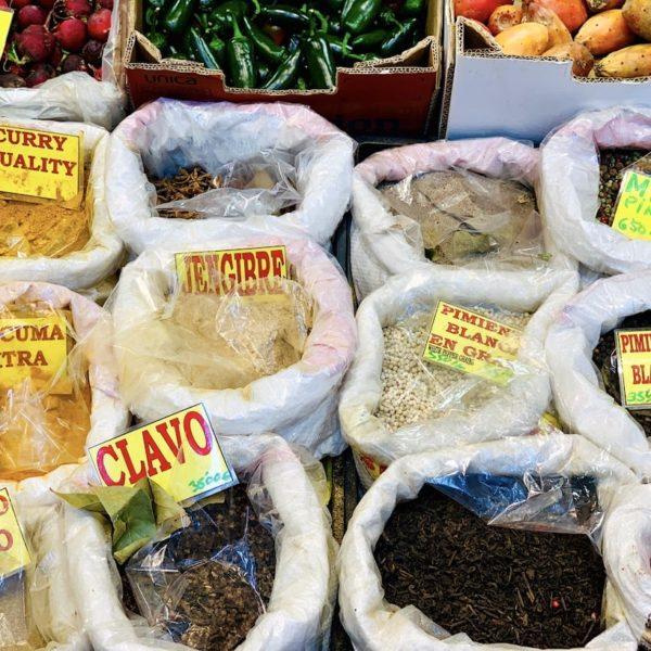 Gewürze Mercado de Vegueta