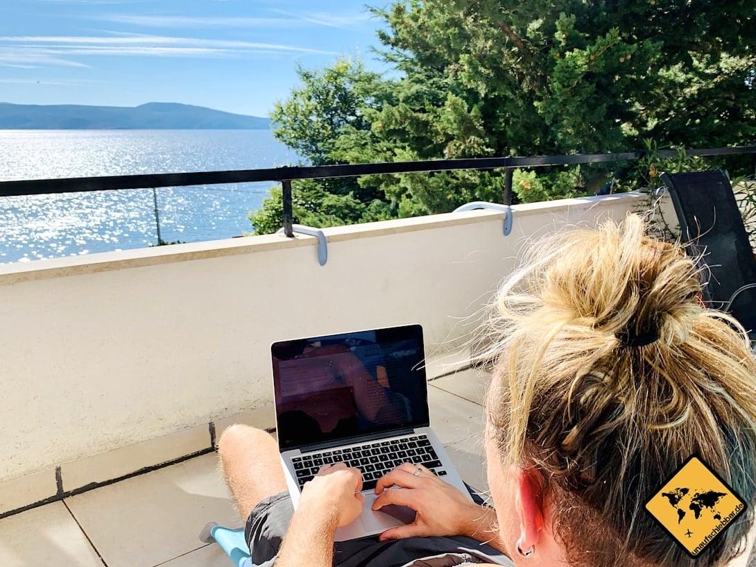 Ghostwriter werden ortsunabhängig arbeiten digitaler Nomade