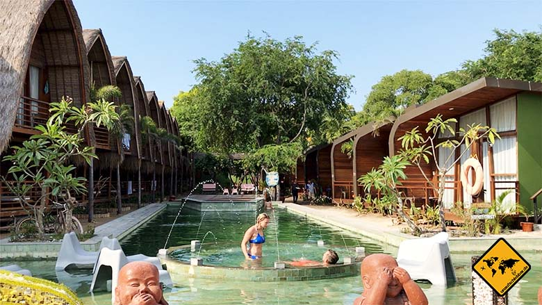 Gili Air Hotel Mola2 Resort