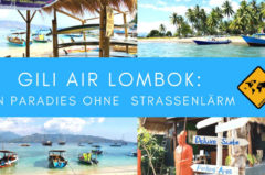 Gili Air Lombok – ein Paradies ohne Autos, Roller und Straßenlärm