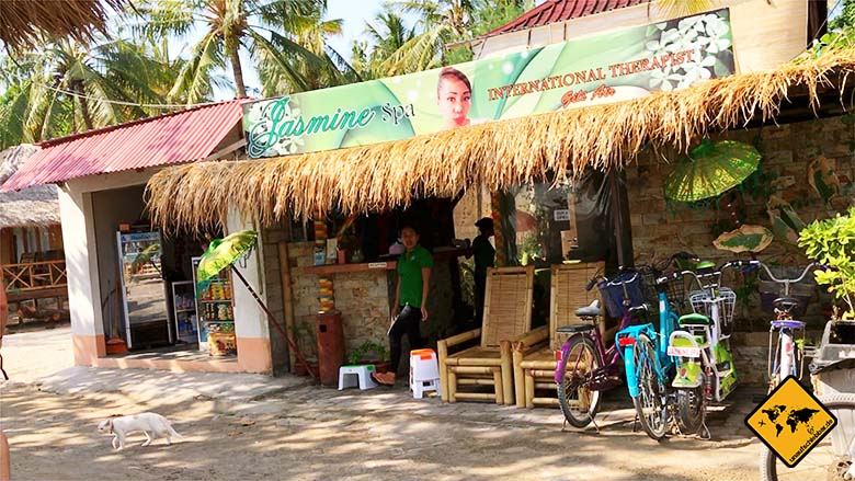 Gili Air Spa