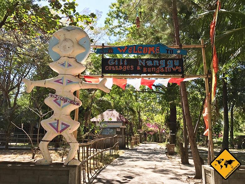 Gili Nanggu Cottages & Resort