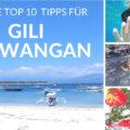 Gili Trawangan Top Tipps