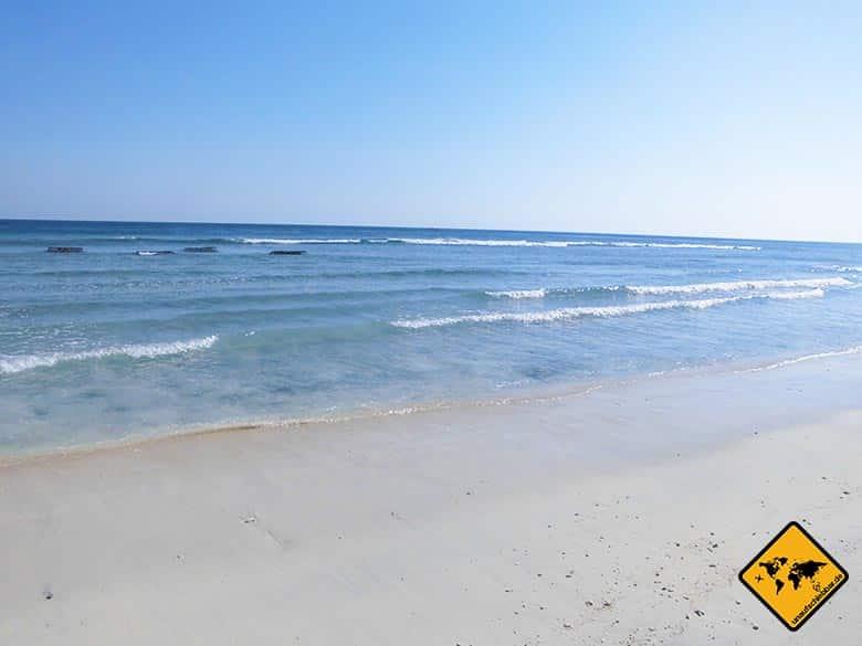 Gili Trawangan beach weiss