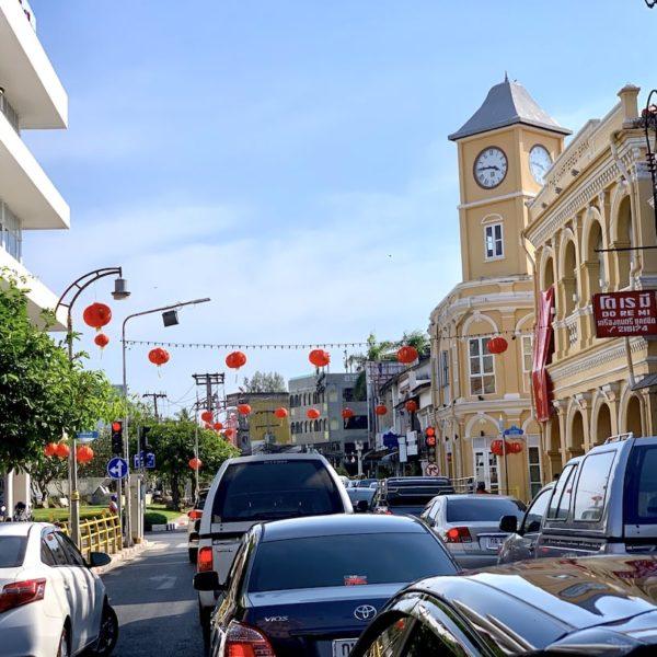 Glockenturm Phuket Town