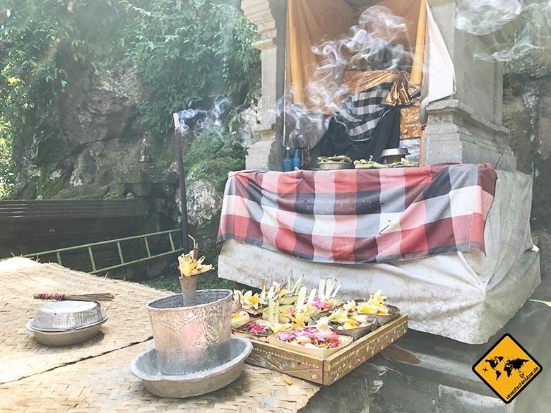 Goa Gajah Buddha Temple
